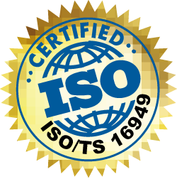 GPI Is Now ISO9001:TS16949 Certified