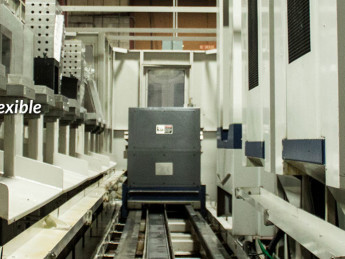 GPI Purchases a Mori Seiki – 2 Machine – 19 Pallet Flexible Machining Cell
