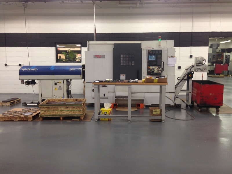 GPI purchases the Mori Seiki NL-2500 SY | Global Precision