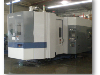 GPI purchases not one, but two Mori Seiki SH-630's