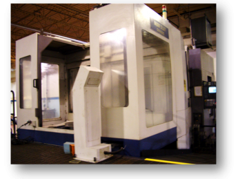 Global Precision Industries adds Mori Seiki SH-8000